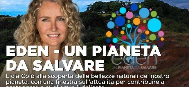 Licia Colò Eden un pianeta da salvare Nuovo Lungomare Trieste a Lignano Sabbiadoro progetto michielizanatta.net architetti